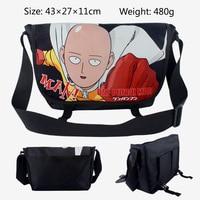 2016 Anime One Punch Man Messenger Bag School Bag For Students Kids Children Teenager Coss Body
