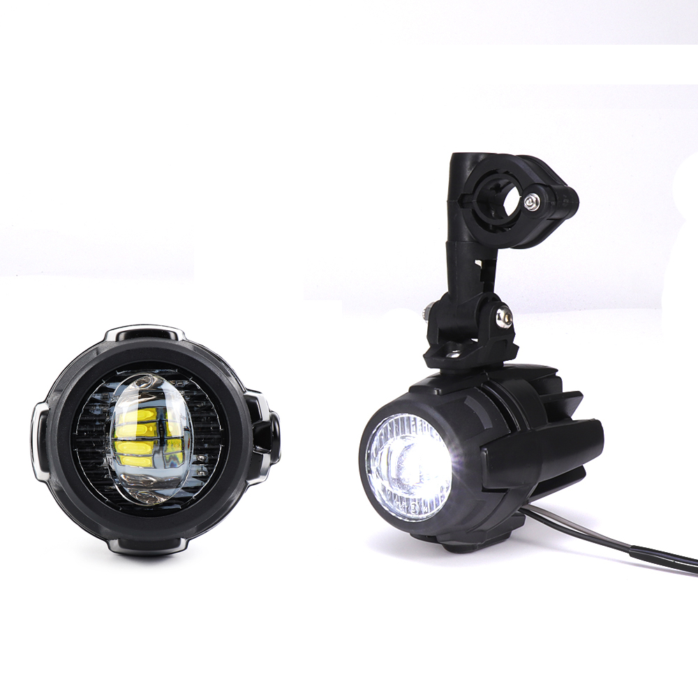 Image 3 - Motorcycle fog lights For BMW R1200GS ADV F800GS F700GS F650GS K1600 LED Auxiliary Fog Light Assemblie Driving Lamp 40W