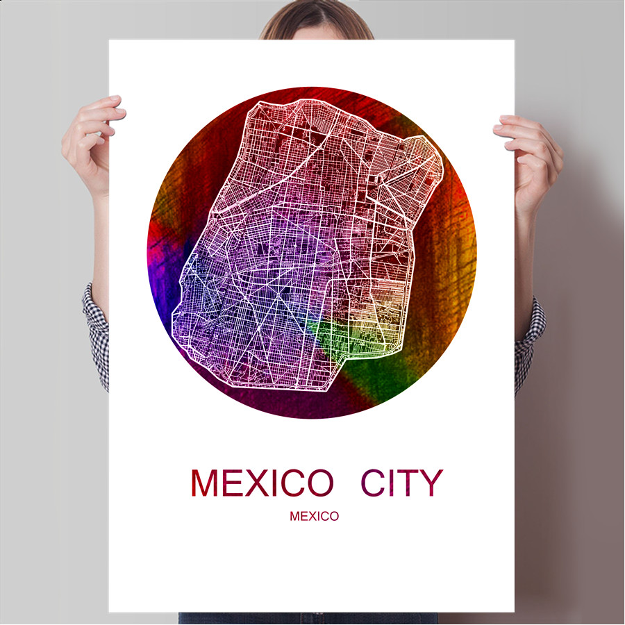 Compare Prices on City Map Poster Online ShoppingBuy Low Price