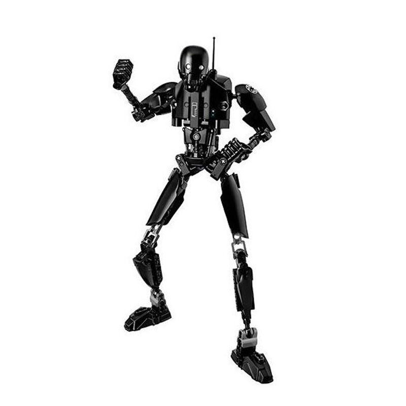 169 Pcs Star Wars Rouge One K-2SO Buildable Figure Puzzle for Kid Bricks Compatible Lepin Toys starwars set for children