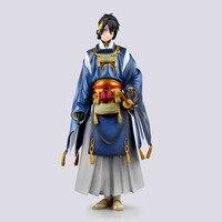 Anime Touken Ranbu Online Mikaduki Munechika PVC Action Figure Collectible Model doll toy 23cm