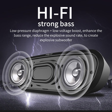 Bluetooth Portable Stereo Speaker