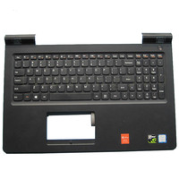 Free Shipping!!! 1PC Original 90% New Laptop Shell Cover C Palmrest With Keyboard For Lenovo ideapad 700 15ISK 700 700 15