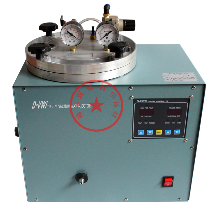NEW ! Injector Machine Digital Automatic Vacuum Wax Injector Wax Injector Jewelry Tools And Equipment 2 Pound Wax Free