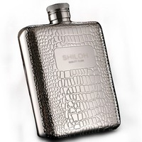 6OZ stainless steel 304 Wine Bottle hip flask set wine flagon hip flask with gift box and one funnel Travel/Adventure/ Men Women