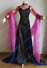 Sailor Moon Small Lady Serenity Chibi Usa Cosplay Costume Anime Custom Made Black Dress