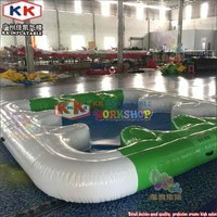 Factory Direct Prices Water Floating Island Water Chair Cheap Inflatable Water Park Equipment for Sale