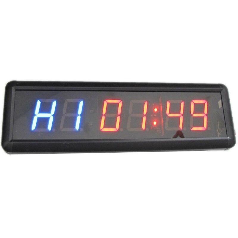 Электрический Ховерборд дюймов 1,8 обратного отсчета часы подсчитать таймер обратного отсчета для исследований и плавание применение секун...