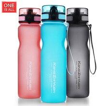 UNO de ELLOS ES TODO Nuevo Material Tritan BPA Botella De Agua De Plástico Deporte libre de Vaso de Agua Con PP Té Infusor Potable Directa escalada