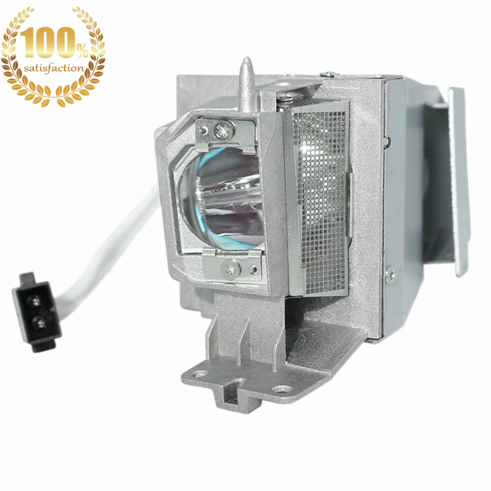 Replacement Lamp Assembly with Genuine Original OEM Bulb Inside for OPTOMA GT1080 Projector Power by Osram
