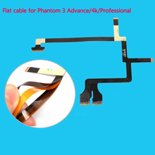 DJI Phantom 3 Gimbal Flat Cable Wire Repairing  for DJI Phantom 3 Advanced Professional 4K Version Gimbal Ribbon