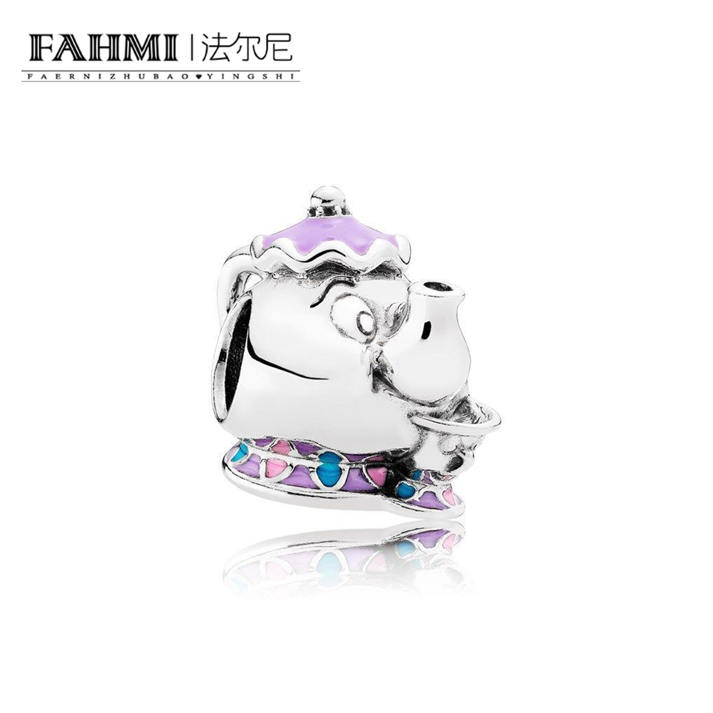FAHMI 100% 925 Sterling Silver 1:1 Authentic 792141ENMX Mrs Bracelet  Original  Women  JewelryFAHMI 100% 925 Sterling Silver 1:1 Authentic 792141ENMX Mrs Bracelet  Original  Women  Jewelry