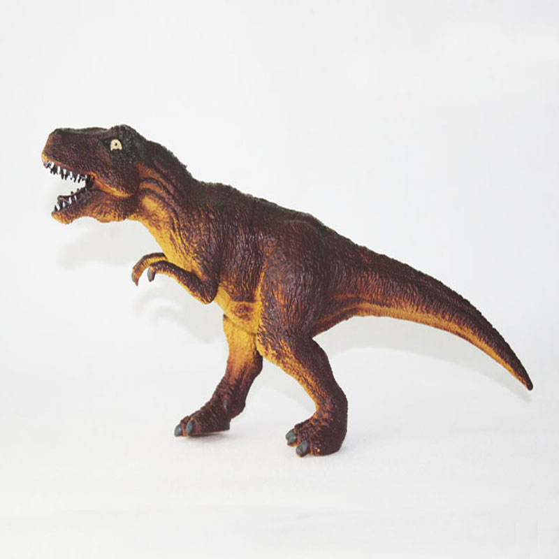 10'' simulation dinosaur model kids educational toy D2606-1 bwl 01 tyrannosaurus dinosaur skeleton model excavation archaeology toy kit white