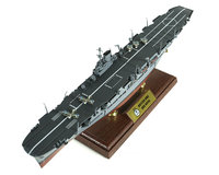 1:700 Royal Ark, static finished product, alloy battleship model, collection of ornaments