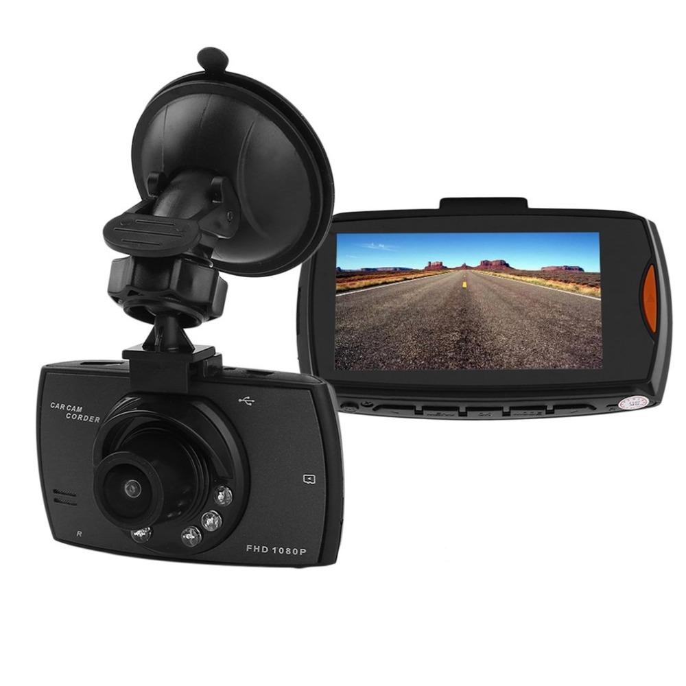 2.4inch 1080p Camera Video Tachograph Car Dvr Hd Lcd Dash Cam Recorder Wide Angle Infrared Night Vision Screen Camcorder Traffic Back To Search Resultshome
