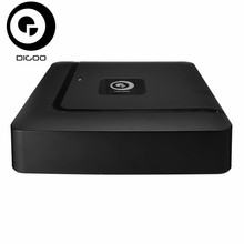 DIGOO DG-XME  8CH 1080P HDMI P2P Standalone ONVIF 2.5 NVR SurveillanceVideo Recorder For IP Camera Security System NVR