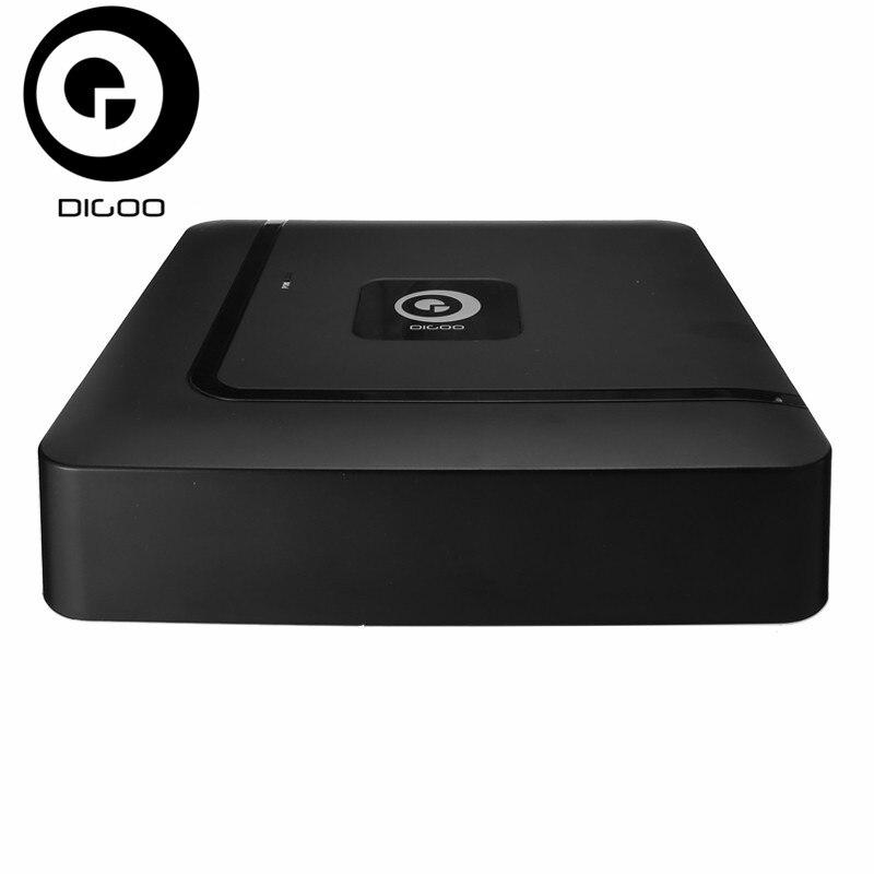 DIGOO DG-XME XME 8CH 1080P HDMI P2P Standalone ONVIF 2.5 NVR SurveillanceVideo Recorder For IP Camera Security System NVR barbie кукла безграничные движения цвет одежды розовый