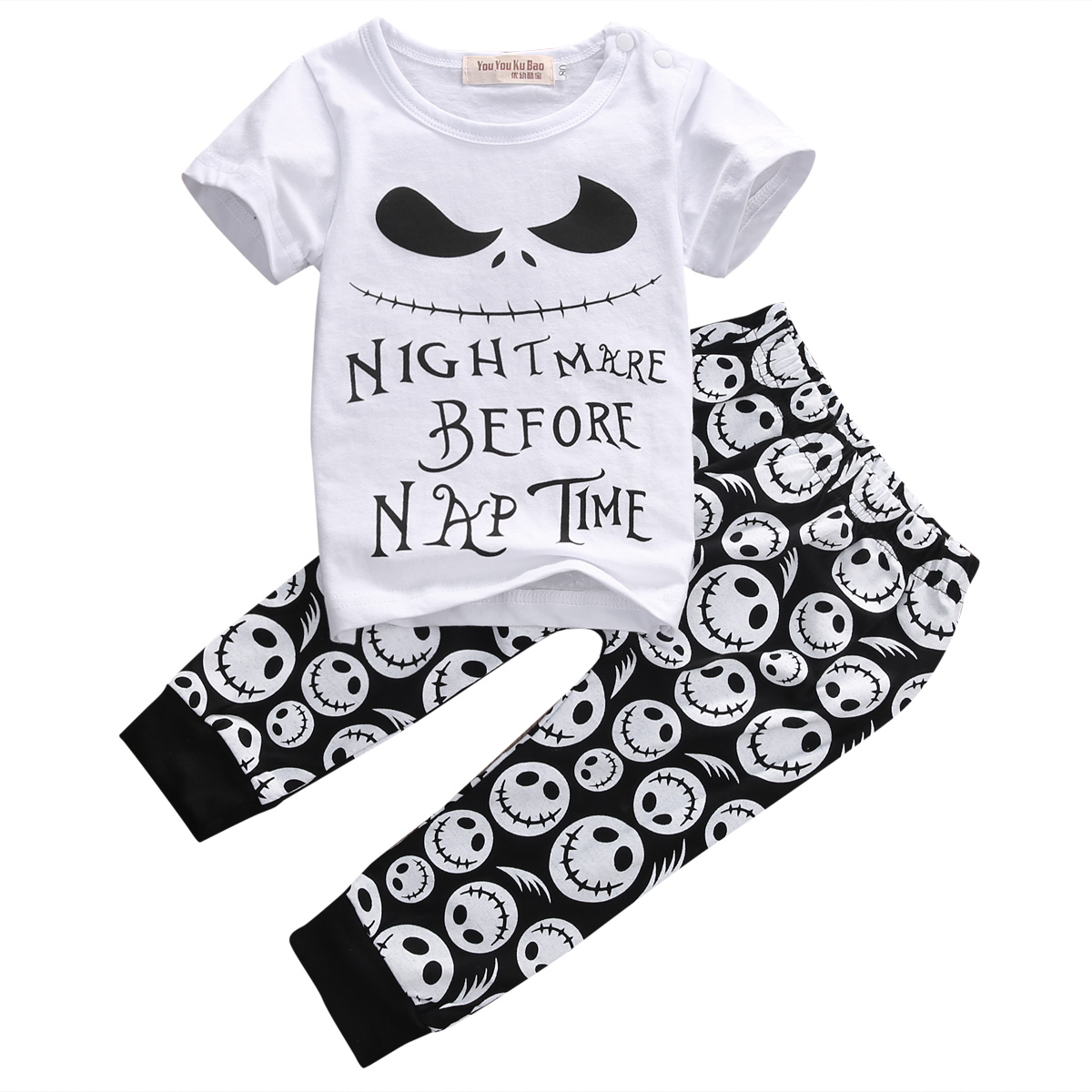 2PCSNew-Cartoon-Cotton-Halloween-Letter-Clothing-Set-Baby-Boy-Children-Kids-T-shirtPants-Toddler-boy-summer-Outfits-Clothes-4