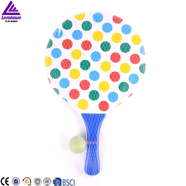 quality wooden beach racket   Lenwave 38x23x0.8CM  cheap  beach racket
