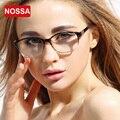 NOSSA Ultral Luz TR90 Óculos de Moda Dos Homens Das Mulheres Óculos de Armação de óculos de Prescrição de Óculos Armação
