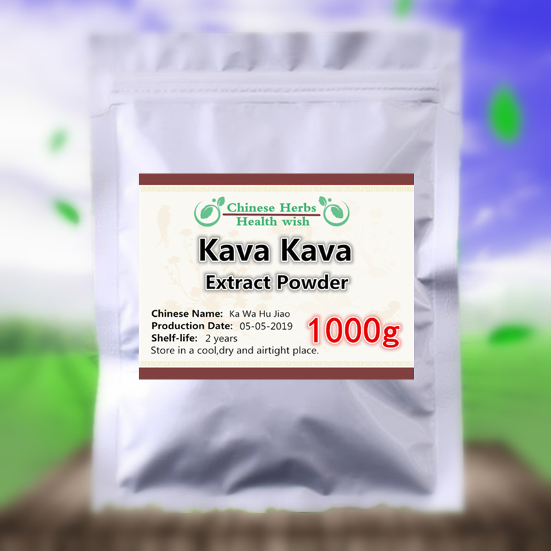 [Senza stress lansia correlate] 1000g 100% Naturale Puro Kava Kava Estratto in polvere, kavalactones in polvere, piper methysticum, anti-cancro[Senza stress lansia correlate] 1000g 100% Naturale Puro Kava Kava Estratto in polvere, kavalactones in polvere, piper methysticum, anti-cancro