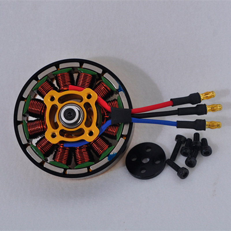 Image 3 - 5010 Brushless Motor KV340 KV280 For Multirotor Quadcopter Multi Copter Drone 1/4/6/8pcs-in Parts & Accessories from Toys & Hobbies