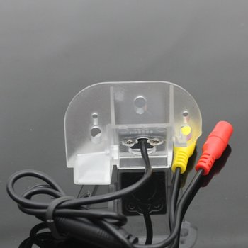 Tylna kamera samochodowa do HONDA Elysion 2012 ~ 2015 tylna kamera HD CCD RCA NTST PAL tanie i dobre opinie Liislee CN (pochodzenie) Plastikowe + Szkło Drutu Pojazd backup kamery Z tworzywa sztucznego