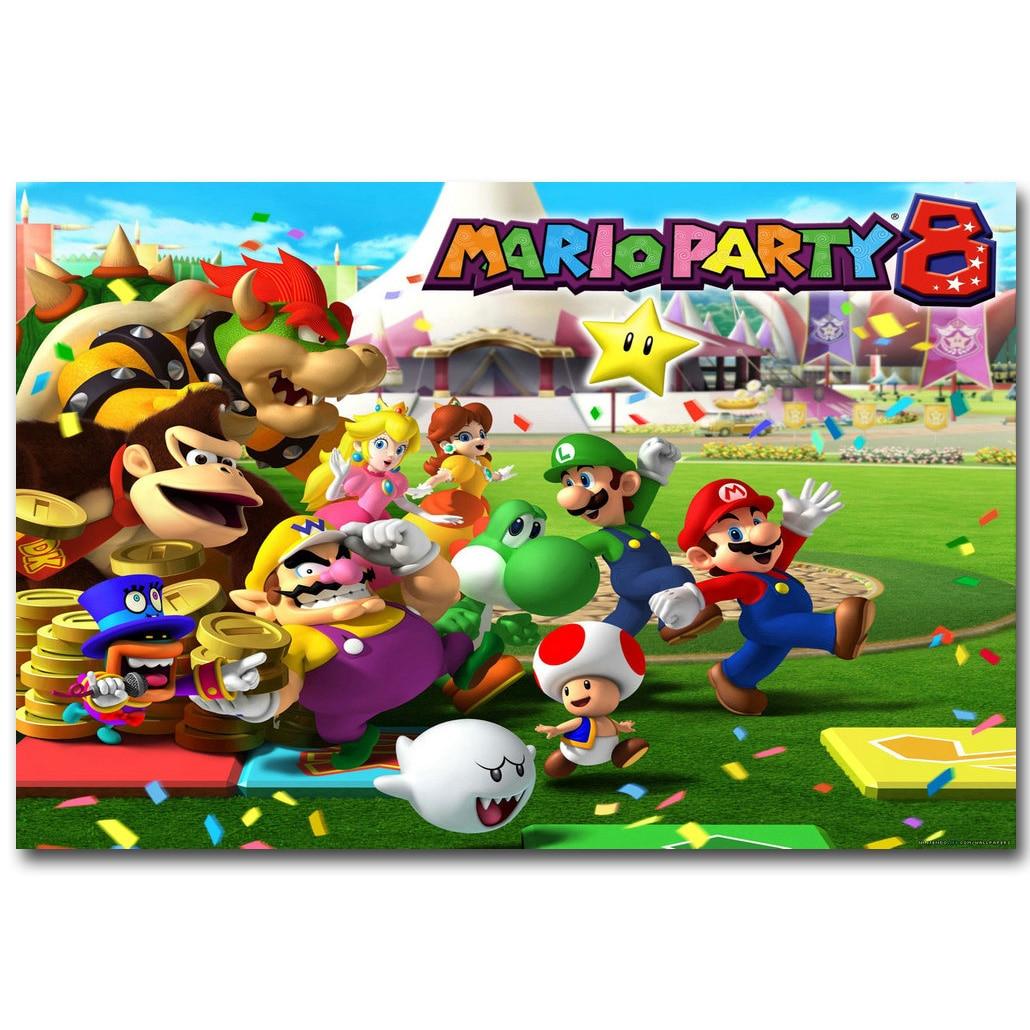 Super Mario Party 8 Ar...