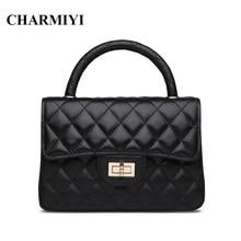 Mini Real Leather  Handbags Vintage Designer Messenger bags Ladies Small Shoulder bag High Quality