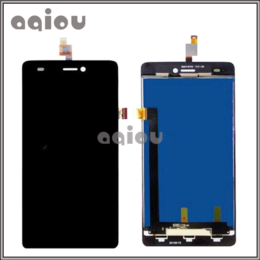 10Pcs Lot For WIKO Highway Signs Assembly LCD Display Touch Screen Digitizer Full High Quality