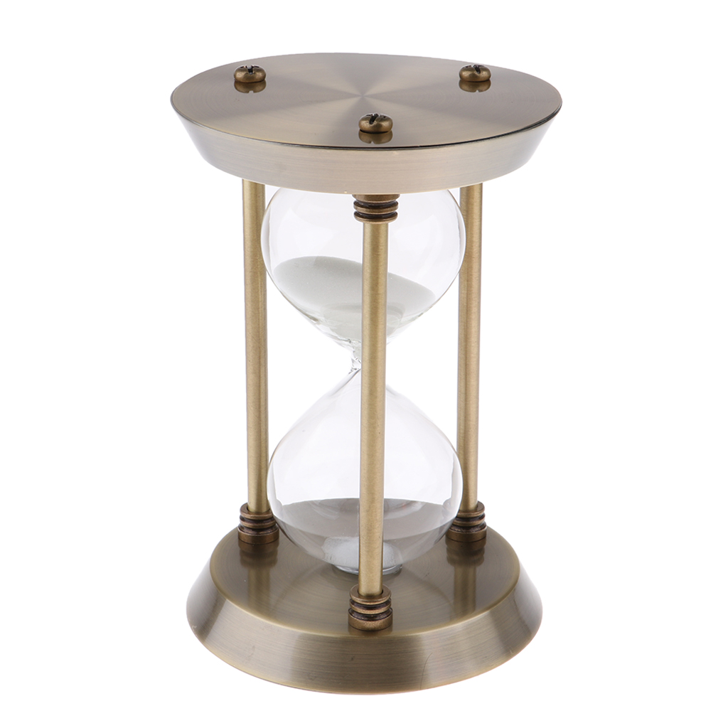 MagiDeal Home Furniture DIY Dining Bar Food Preparation Tool Sand Timer Hour Glass Sandglass 60 Mins