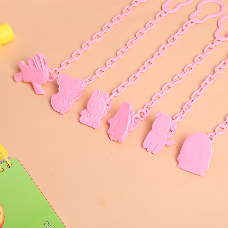 Baby Pacifier Clips Pacifier Chain Dummy Clip Nipple Holder for Infant Children Pacifier Clip Soother Holder attache sucette