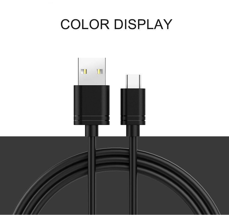 NOHON Micro USB Sync Data Cable Android Phone Fast Charging Cord For Samsung Galaxy S7 S6 Edge Huawei Xiaomi 4 Long Charge Cable (11)