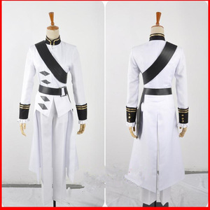 Image 3 - Owari uniforme de baño Ferid de Seraph of the end, traje completo de Cosplay de Anime
