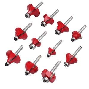 Image 5 - 35Pc Router Bit Set 6Mm Shank Tungsten Carbide Tip Frezen Houtbewerking Tool
