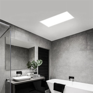 Image 1 - XIAOMI Yeelight אולטרה דק הוביל תקרת פנל אור Downlight Dustproof LED פנל אור 30x3 0 cm/30x60 cm AC220 240V