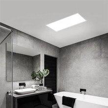 XIAOMI Yeelight Ultra Dünne LED Deckenplatte Licht Downlight Staubdicht LED Panel Licht 30x3 0 cm/30x60 cm AC220 240V