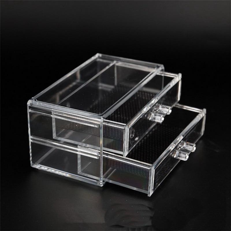 Etonnant 2 Drawers Case Acrylic Storage Box Makeup Organizer Plastic Cosmetic Storage  Bins In Storage Boxes U0026 Bins From Home U0026 Garden On Aliexpress.com | Alibaba  ...