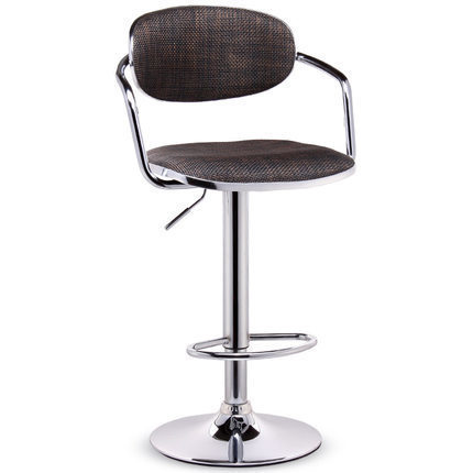 public house lift chair beige black brown office tea house stool free shipping