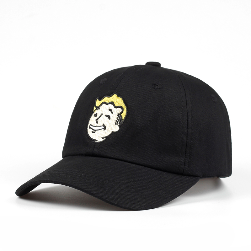 Fallout 4 Shelter Pip boy Baseball Cap