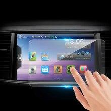 8,4 «автомобиль gps навигации автомобилей в тире Экран защитный Закаленное HD Ясно Стекло Экран протектор для 2018 Jeep wrangler JL