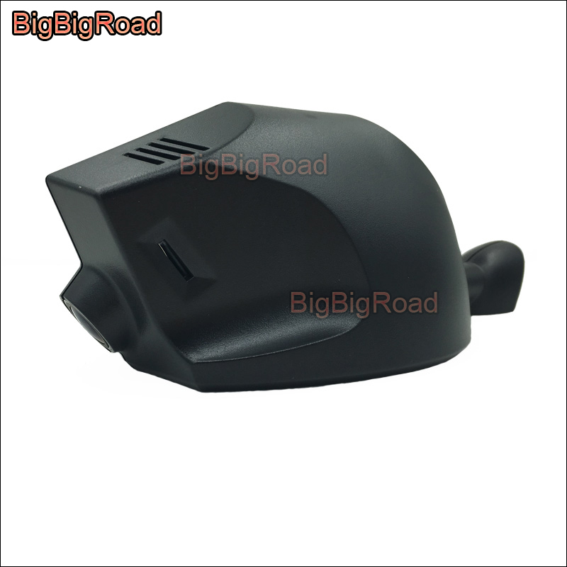 BigBigRoad Car DVR Wifi Video Recorder DashCam Camera For BMW Mini Clubman Countryman F60 F54 2014 2015 2016 2017 Car Back Box велосипед electra countryman 2016