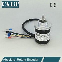 CALT 6mm wał CNC tokarka narzędzie wieżą enkodera CAS42 6 8 10 12 pozycja pnp enkoder absolutny 24 v