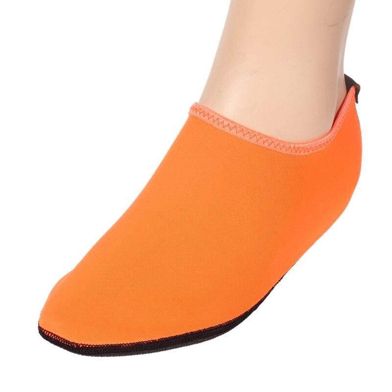 Men Women Aqua shoes Anti Slip Beach Shoes (29)