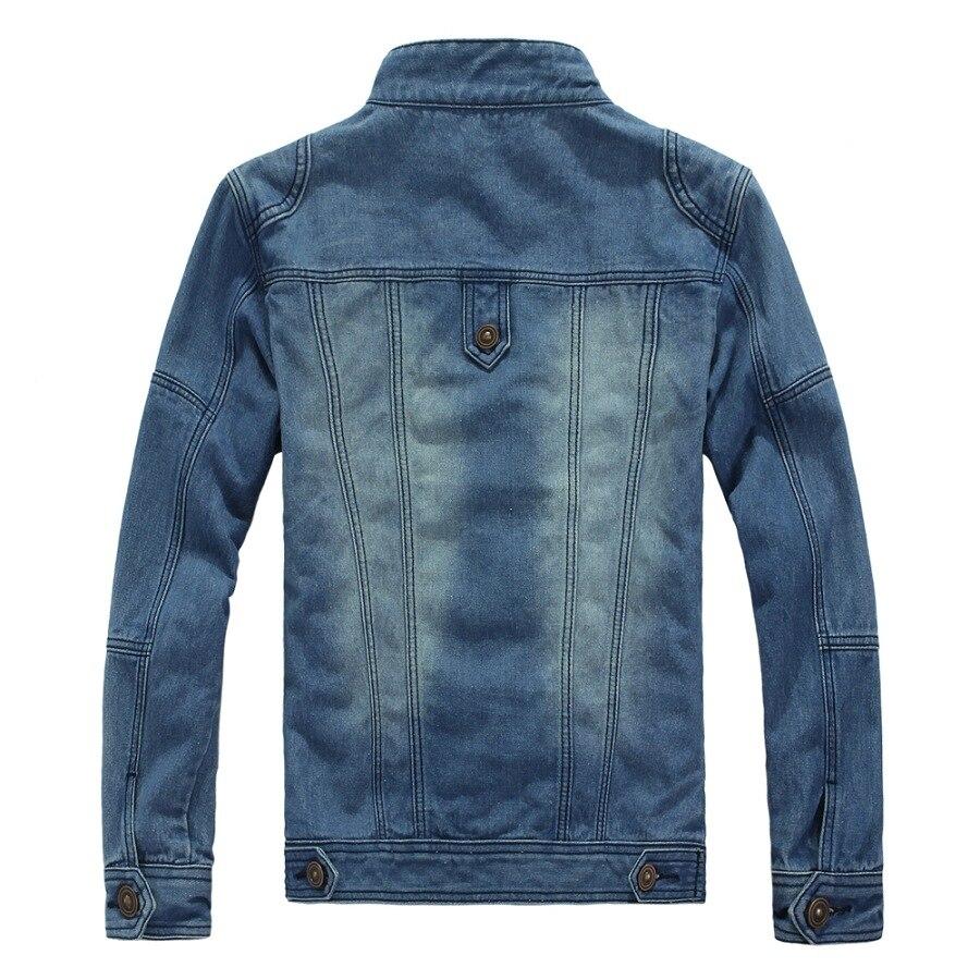 Denim Mode Coréen 11 Jeans Lumière 2018 040603 Bleu Nouveau Style Vintage Slim Tronçon Automne Hommes De Fit Veste UqwUXS8pA7