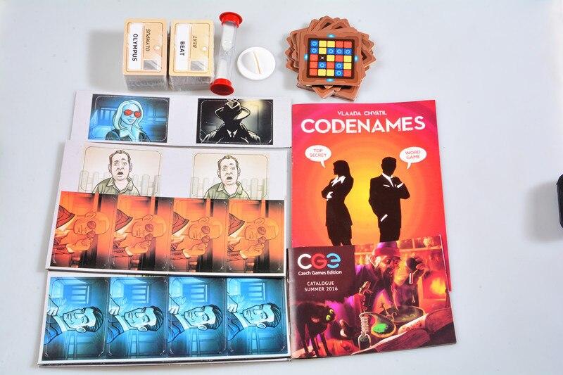 Code d'action code anti-humain jeu carte puzzle carte interactive jeu carte