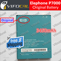 Elephone P7000 battery 3450mAh 100% Original New Replacement Battery For Elephone P7000 Mobile Cell Phone
