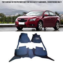 Автомобильные аксессуары внутренняя коврики ковры стопы колодки протектор Крышка для Chevy Chevrolet Cruze 2009-2014