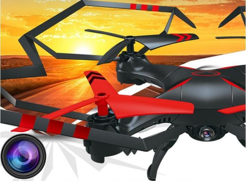 2017 profesional aérea drone A25 2.4 ghz Six axis 3 velocidades control remoto r