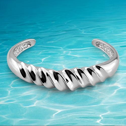 925 sterling silver bracelet for women. Fashion accessories popular - Fine Jewelry